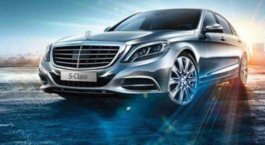 汽车: 梅赛德斯奔驰S400, 它不仅是一款精致的豪华机器!