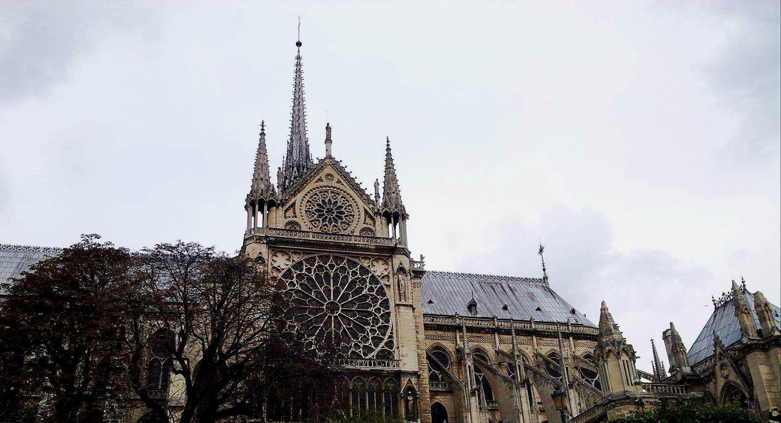 为何文艺青年只敢为巴黎圣母院哀悼,却没人敢用真金白银表示支持