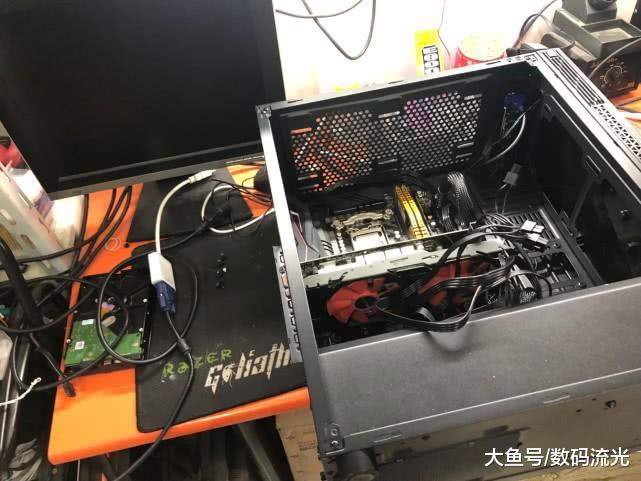 大学生以为组装电脑很简单,最后被这些问题难倒:警报灯老是亮!