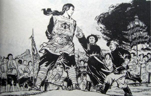 嘉定之战: 百余童子军临危授命保护年夜军队退却, 一日之内悉数阵亡