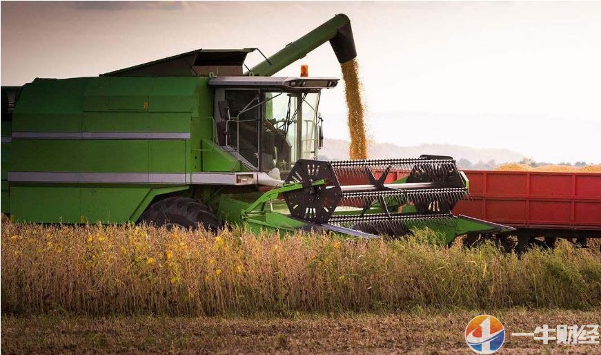 比较! 2018年, 俄罗斯农产物出心250亿, 巴西1017亿, 中、好呢?