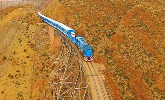 堪称世界上最危险的铁路,给您钱让您免费坐,您皆纷歧定敢坐!