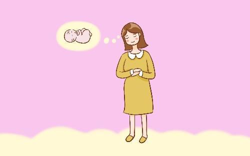 孕晚期这4种情况,其实是胎宝快要出生的信号,准妈别不知道