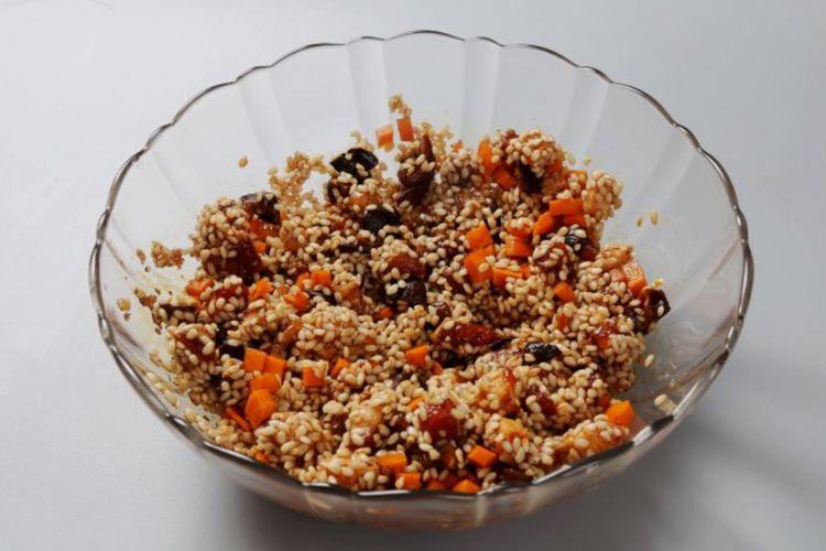 糯米很好吃的做法,硬糯香咸,我家每周做一次,孩子特喜欢