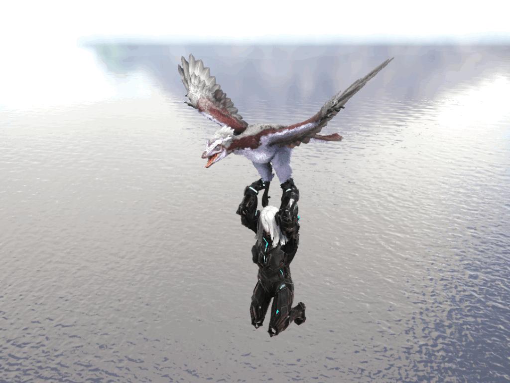 Ark 始祖鳥