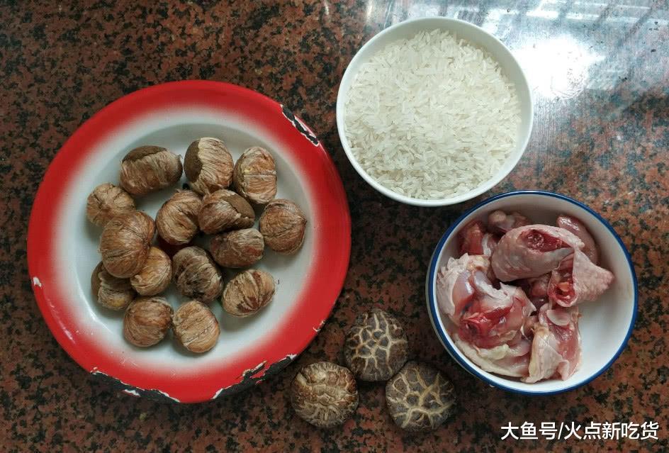 米饭那么做, 厚味又营养, 并且连做菜皆省了, 一顿3碗吃不敷