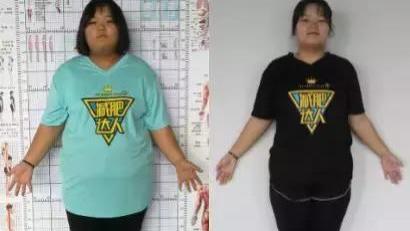 甩肉60斤她小了10岁,现在减肥不仅整容还减龄!