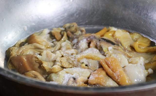河蚌许多人不会做? 教您窍门和做法, 肉不老也不腥, 营养厚味