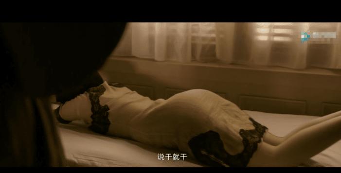 许晴廖凡地牢戏删减:他当时完全失控,廖凡入戏太深,差点就招架不住