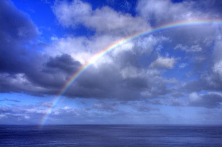心思测试:4讲彩虹,您觉得哪讲最艳丽?秒测您最近有什么不测欣喜!