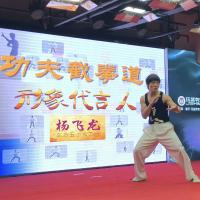 中国功夫截拳道杨飞龙