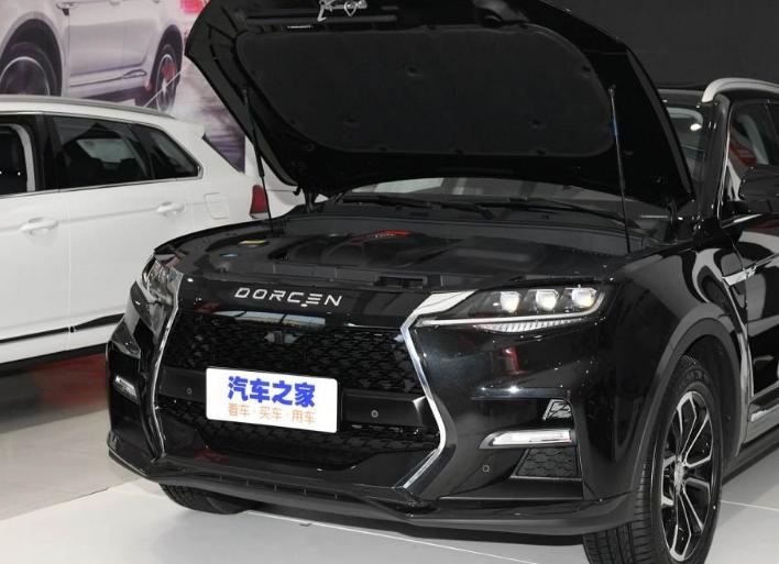 又一款奢华SUV正式上市, 配2.0T策动机, 迸发212马力, 价钱仅12万