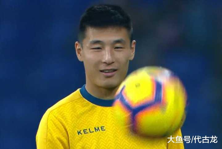 西甲亚洲德比上演?武磊年夜战韩国妖星 要为中国足球证明