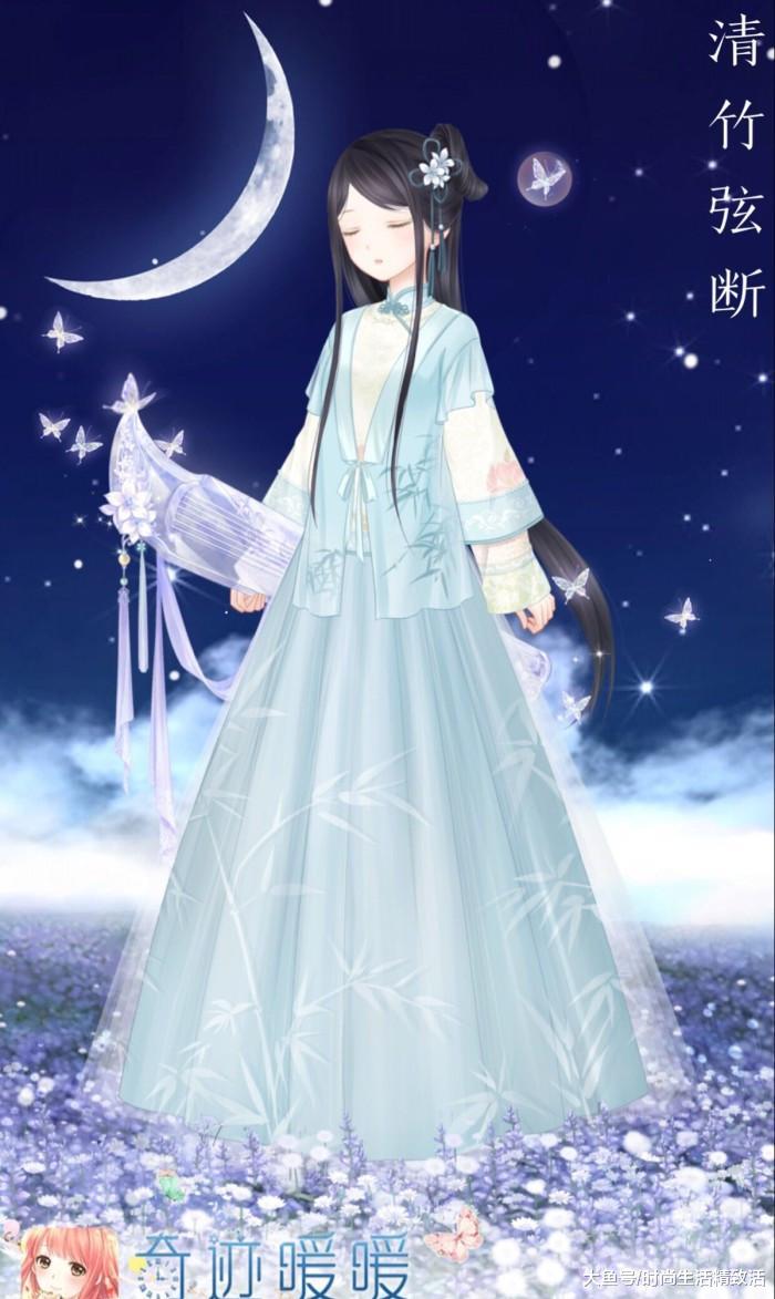 事业热热时装冷艳:沉纱素韵、温婉高雅,如许的中国风您喜欢吗?