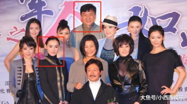 真相大白?港媒曝张柏芝三胎生父是成龙,其已公开承认