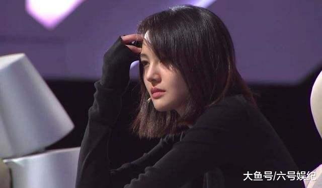 郑爽新剧行将上映,外型冷艳寡人