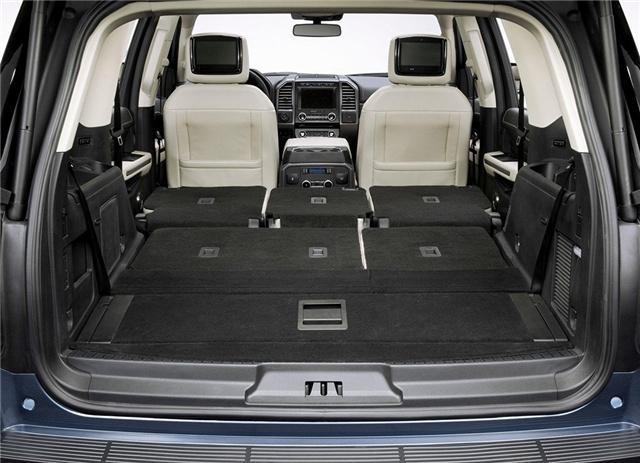 """福特最年夜的SUV,实正的齐尺寸,国际叫""""征服者"""",根基睹不到!"""