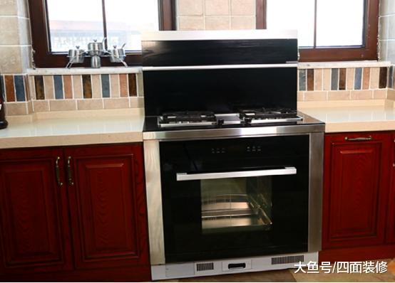 """厨房用""""它""""当间隔,看完效果堪称完好,我家拆早了,念拆了重拆"""