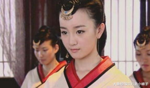 张檬的颜值顶峰不是珍妃,也不是卫子夫,而是神似刘亦菲的她!