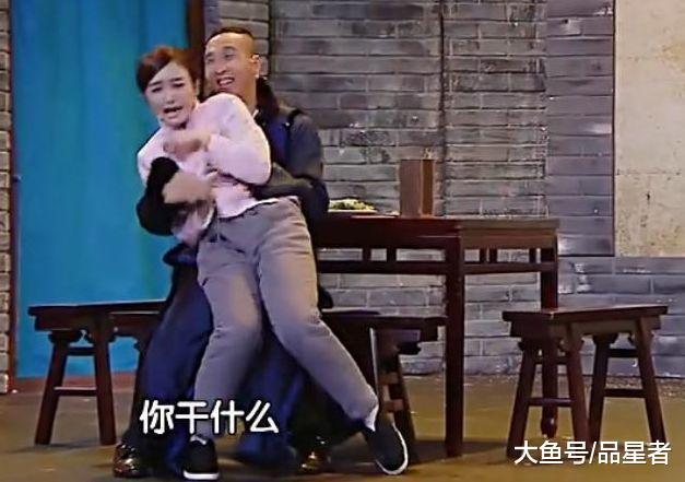 趁机揩油的男演员,曾志伟算收敛的,看吴秀波抱杨颖时的手:太过分