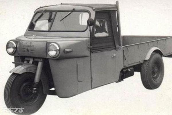 时事制卡车:1958年夜跃进,中国掀起第2次制车热潮
