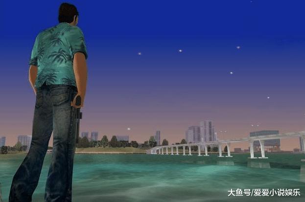 侠盗飞车骗了我们17年,主角为何不能游泳,原来水中藏着大秘密!