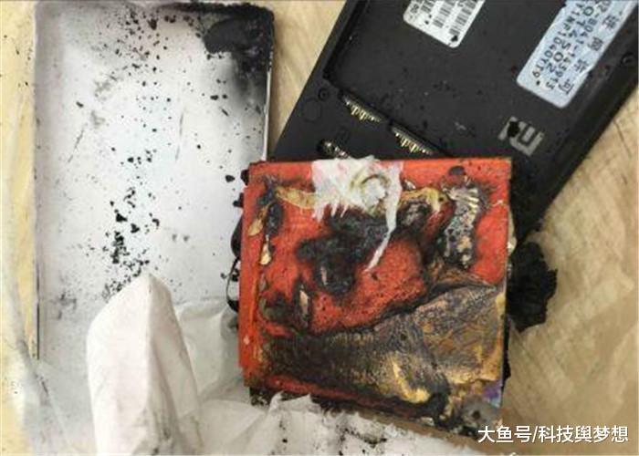 红米note7s无操作自燃?官方检测结果后,网友集体不服!