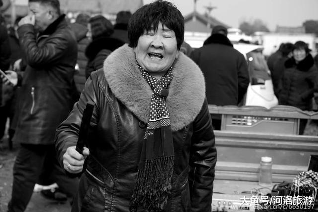 纪真摄影:千年绝唱,马街书会。