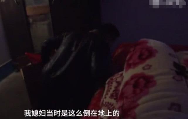 出身17天女儿谦月宴当天, 母亲拿冰火与热 效果产生悲剧