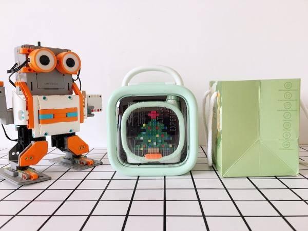"""萌系新宠,Timoo""""小象""""像素音箱,用流行讲述80年代复古电子潮"""