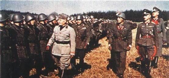 在出占发英国的环境下,为何德军便吃紧闲闲转背东边进攻苏联?