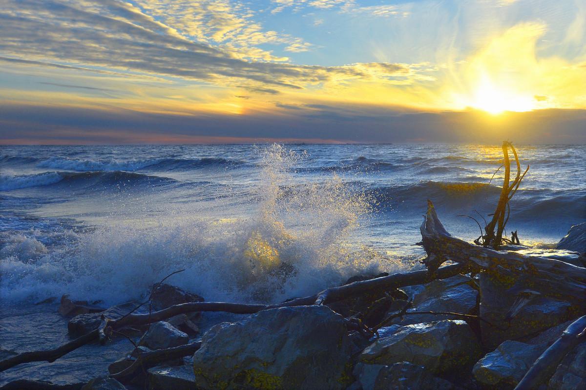 美国五大湖: 优雅迷人的湖光水色