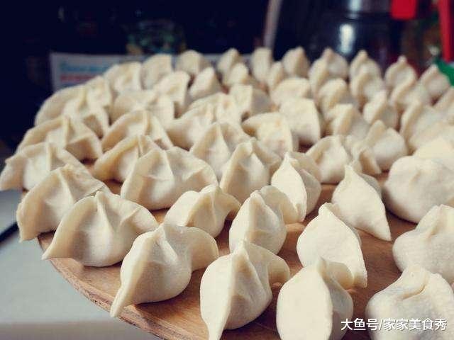 过年包饺子, 只要加了那3种调料, 不论是啥馅的饺子皆香