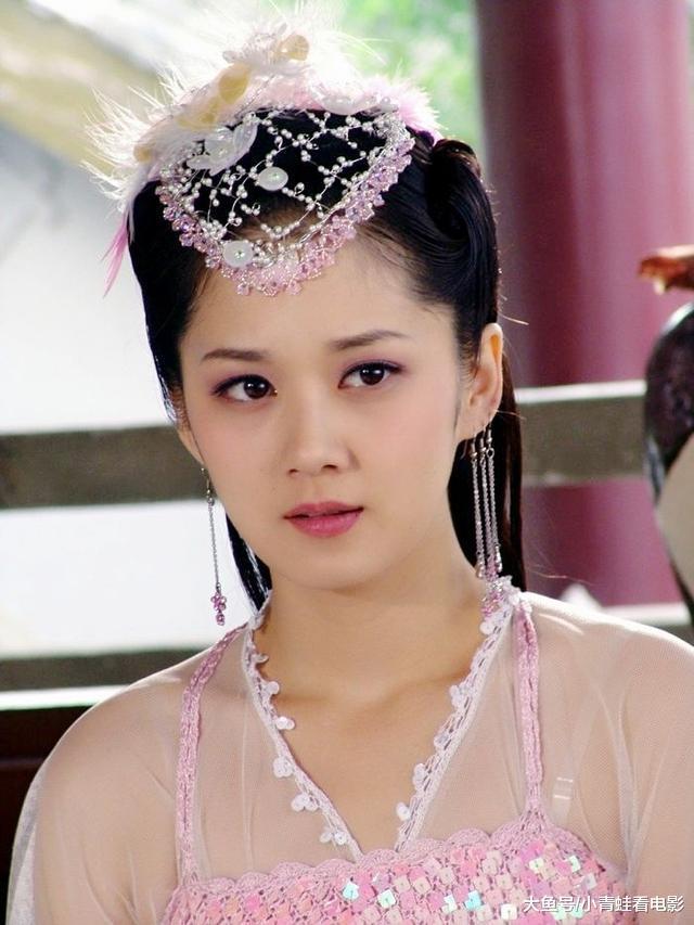 """赵丽颖是因为长得像13年前的她才红的吗?后者被嫌弃""""无戏可演"""""""