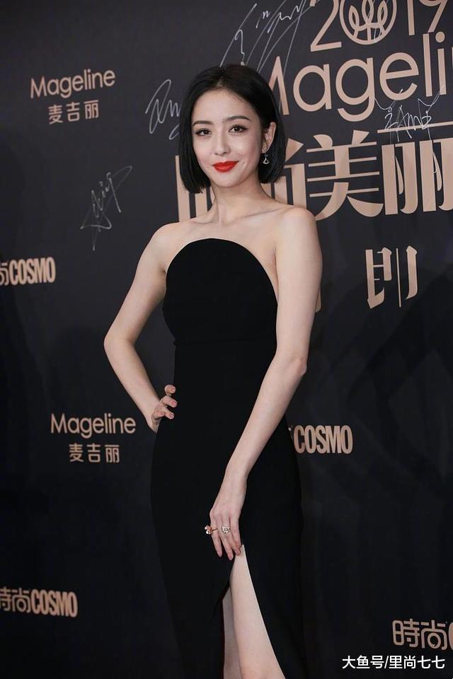 时尚盛典红毯,乔欣逆袭惊艳不输刘诗诗,林志玲婚后首秀变老阿姨