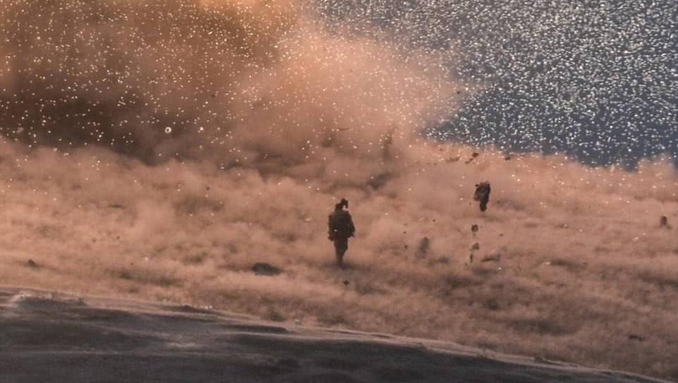 美国刚刚又在叙利亚犯下反人类罪!普京:击落一切国际联盟战机