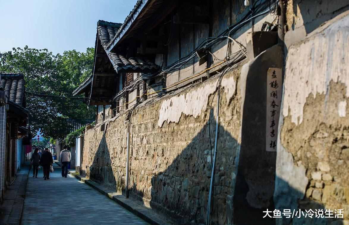 四川被人疏忽的古城, 和丽江古城齐名, 曾是中国春节的起源天!