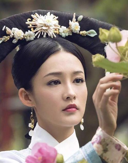 5个版本的香妃:张嘉倪像狐狸,刘丹最仙,宋妍演的没人记住