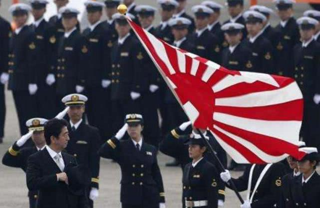 日本自卫队中,有多少华裔士兵服役?数字让人触目惊心