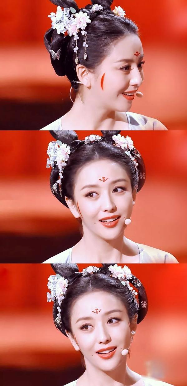 佟丽娅重现盛唐绝貌: 她让敦煌壁画复活, 告诉你古人的审美有多高级