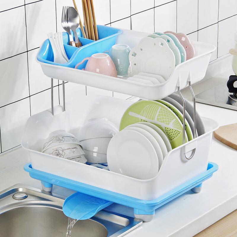 家里别用碗柜了,太占天!现厨房风行用那些,雅观真用且省天