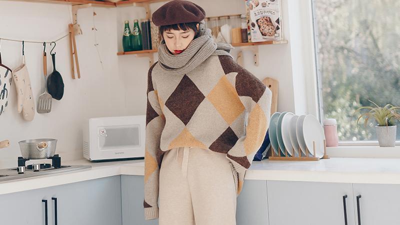 冬天不知道怎么穿?文艺风穿搭,让你美得清丽脱俗