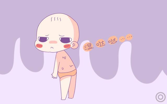 宝宝发热时, 如许做对宝宝安康很晦气, 年夜多半妈妈皆做错了