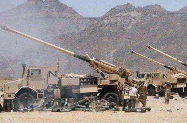 一天内发动17次空袭,中东火药桶彻底点燃,沙特和伊朗擦枪走火