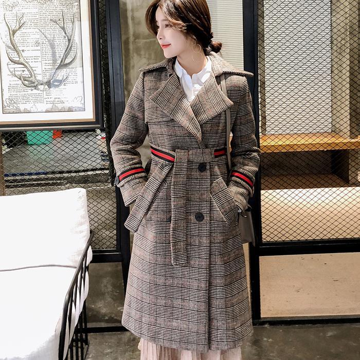 只要会搭配,棉服可以很显瘦,大衣也能更高级