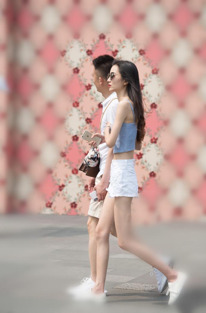其真女人念要的艳丽很简略,便是短裤罢了