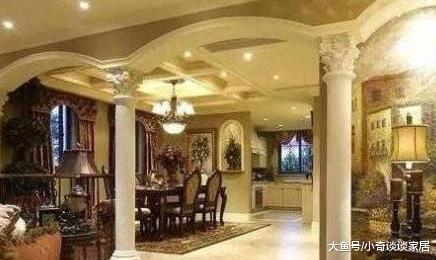 晒晒马伊琍住的豪宅,家里齐用了进心家具,拆建奢华如宫庭一样