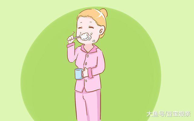 生孩子和掉牙有关系?婆婆:没事,很正常