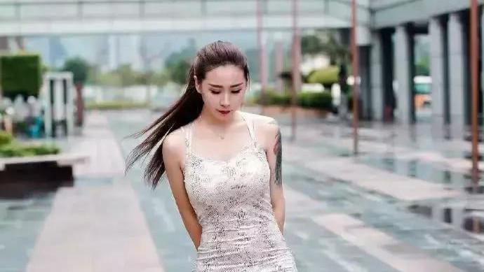 街拍:东方女人的性感,毋庸置疑吧?