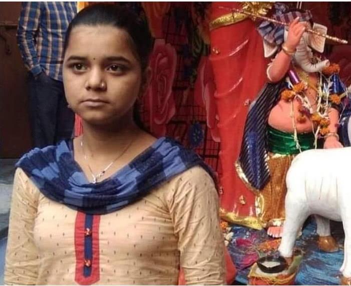 声誉谋杀? 16岁少女遭加害断头泼硫酸惨死 警: 凶脚能够是父亲